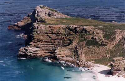 cliffs at Cape of Good Hope
